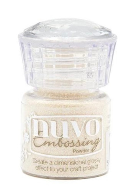 Nuvo Glitter Embossing Powder Pearl Luster