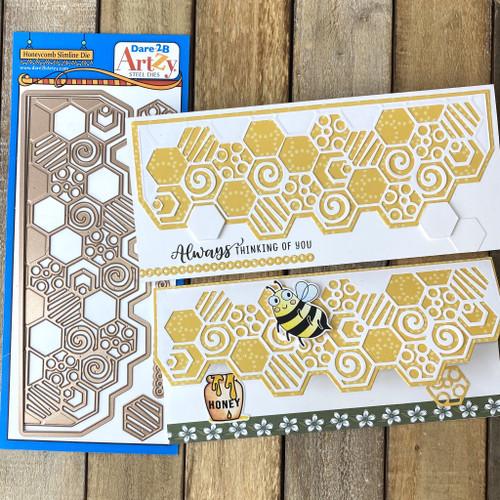Dare 2B Artzy Slimline Honeycomb Dies