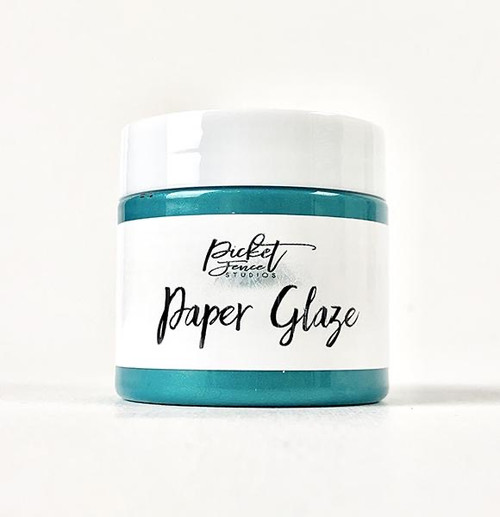 Picket Fence Studios Paper Glaze Jade Vine