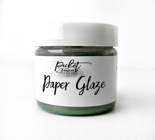Picket Fence Studios Paper Glaze Fern Green