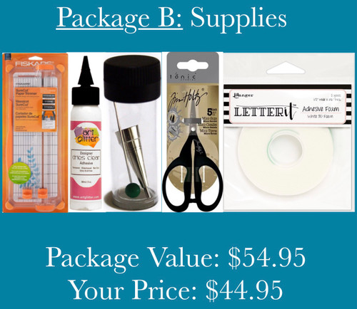 Package B: Supplies Kit