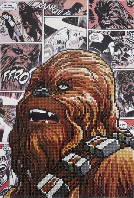 Camelot Diamond Dotz Star Wars Chewbacca