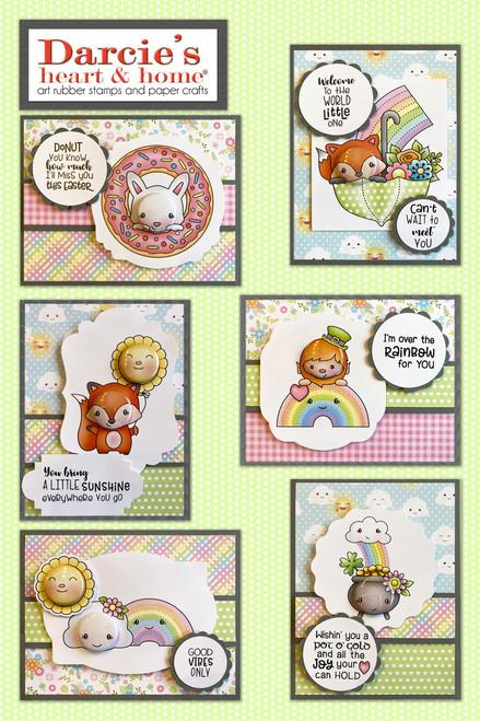 Darcie's Heart & Home Spring Card Kit
