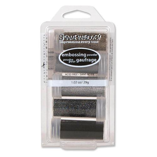 Stampendous Aperture 5 Jar Embossing Powder Kit