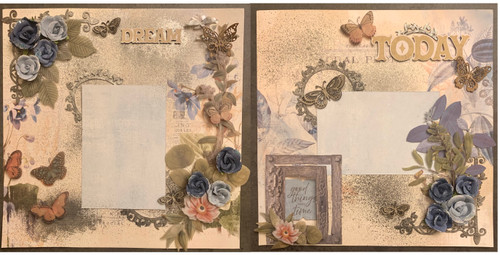 Dream Today 2-Page Layout (Virtual Class 18)