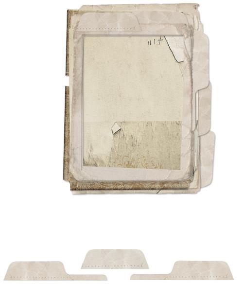 49 & Market 3x4 File Frame Set Vintage Artistry Essentials