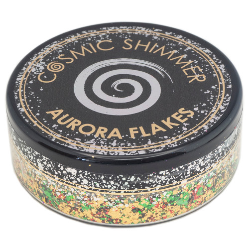 Creative Expressions Cosmic Shimmer Aurora Flakes Festive Jewel