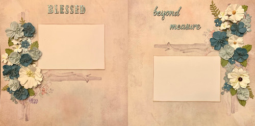 Blessed Beyond Measure 2-Page Layout (Virtual Class 22)