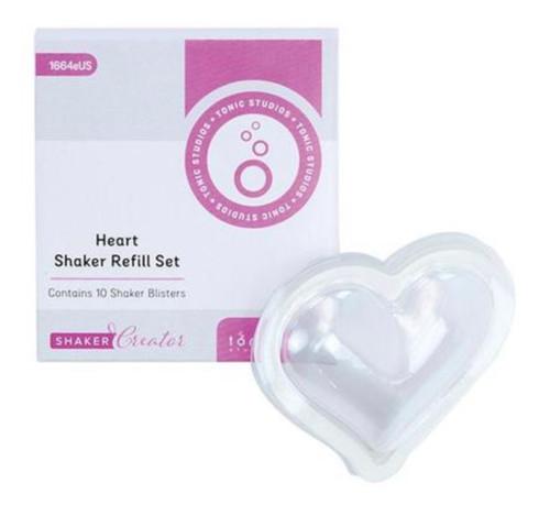 Tonic Shaker Creator Heart Shaker Refill Set
