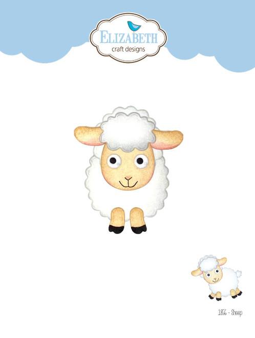 Elizabeth Craft Sheep Die Set