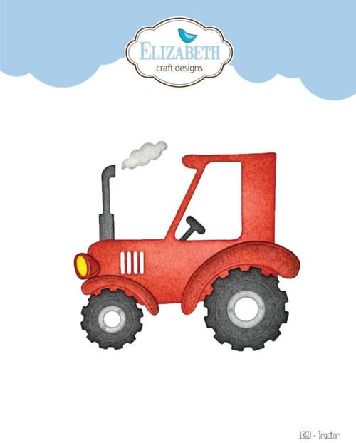 Elizabeth Craft Tractor Die Set
