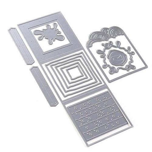 Elizabeth Craft Designs Puzzle Page Die Set
