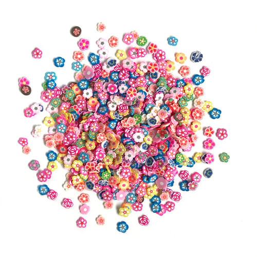 Buttons Galore Sprinkletz Embellishments Garden Party