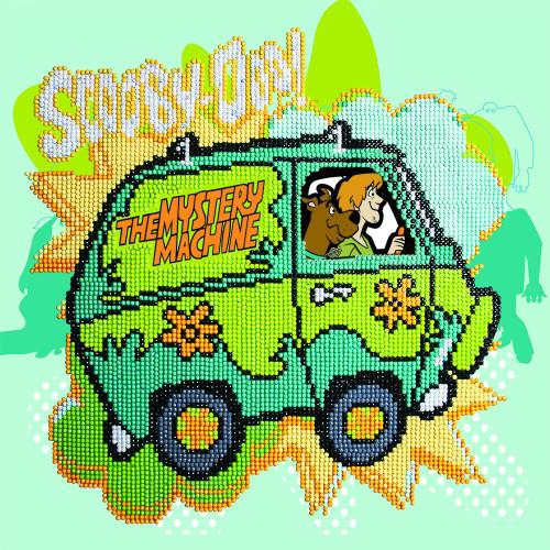Camelot Diamond Dotz Scooby Doo The Mystery Machine