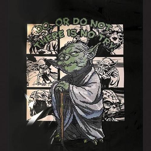 Camelot Diamond Dotz Star Wars Yoda