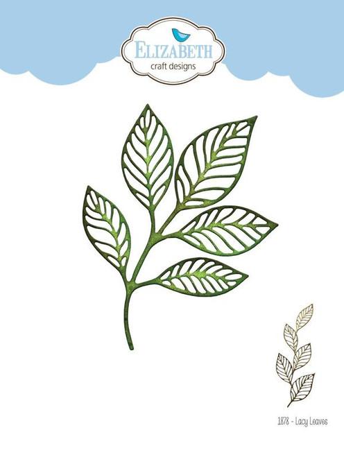 Elizabeth Craft Lacy Leaves Die