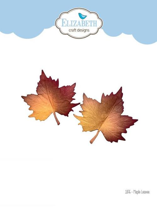 Elizabeth Craft Maple Leaves Die