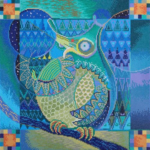 Diamond Dotz Indian Owl