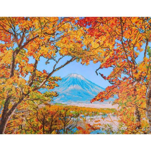 Diamond Dotz Autumn Mountain