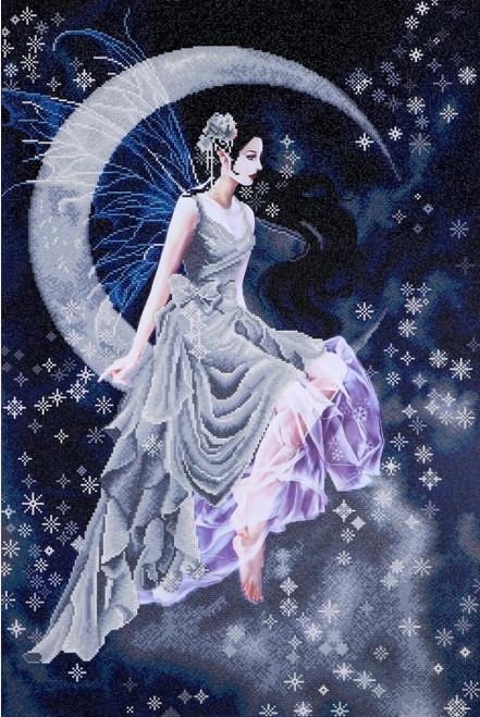 Diamond Dotz Frost Moon
