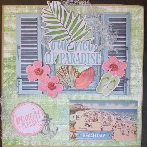 Beach Adventure Album