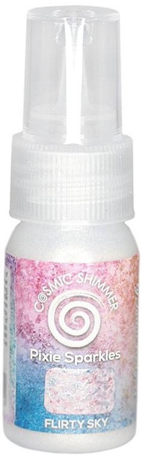 Creative Expressions Cosmic Shimmer Pixie Sparkles Flirty Sky