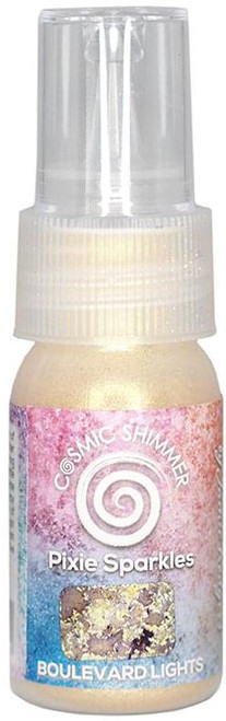 Creative Expressions Cosmic Shimmer Pixie Sparkles Boulevard Lights