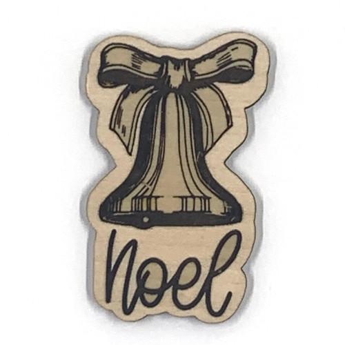 Noel Wooden Embellishment