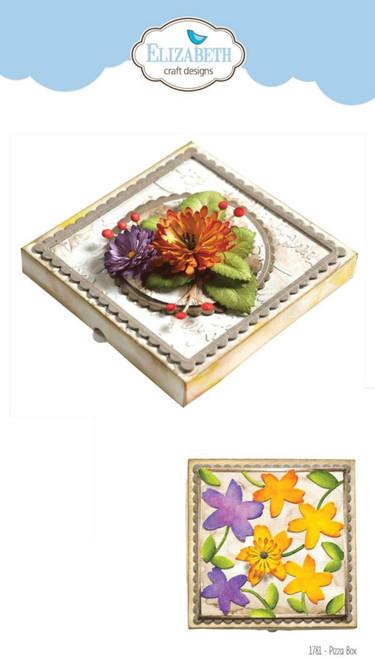 Elizabeth Craft Designs Pizza Box Die Set