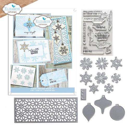Elizabeth Craft Designs Classic Christmas Special Kit