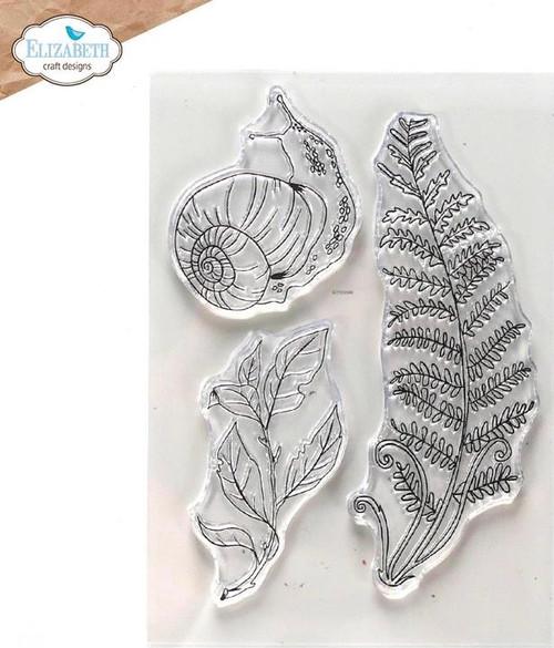 Elizabeth Craft Designs Forest Friends Stamp Set