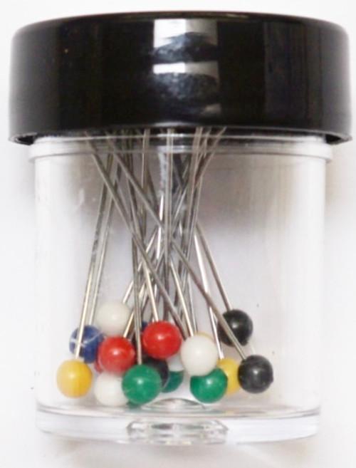 Art Glitter Glue Stainless Steel Pins Set of 20