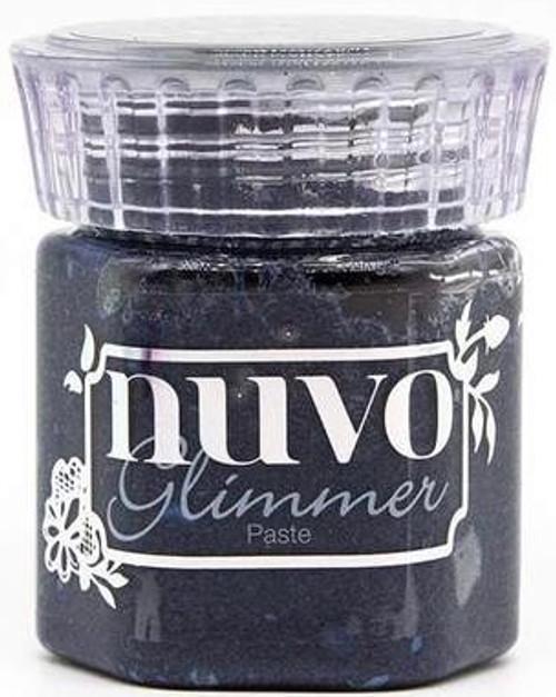 Nuvo Glimmer Paste Nebulosity Black