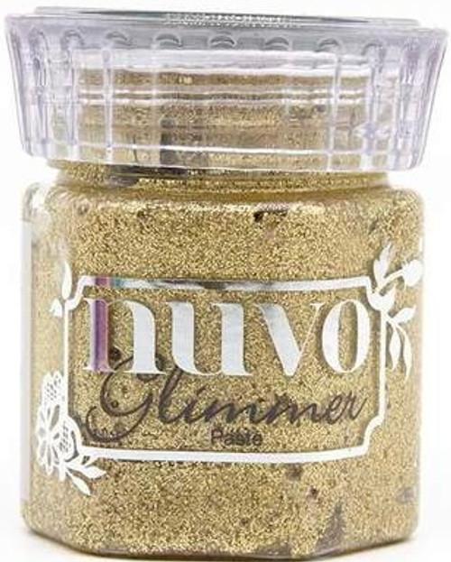Nuvo Glimmer Paste Glitterati Gold