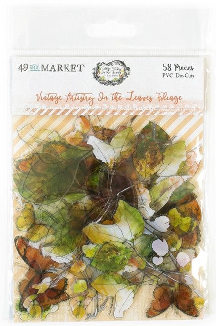 49 & Market Vintage Artistry In the Leaves – Foliage