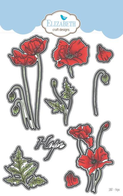 Elizabeth Craft Designs Hope Die