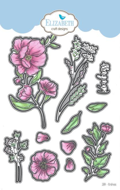 Elizabeth Craft Designs Kindness Die