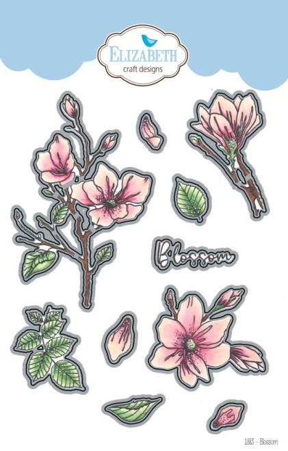 Elizabeth Craft Designs Blossom Die