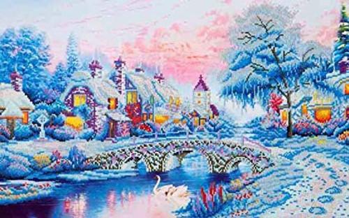 Diamond Dotz Winter Village