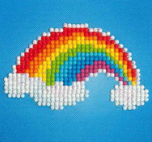 Diamond Dotz Ever Living Rainbow