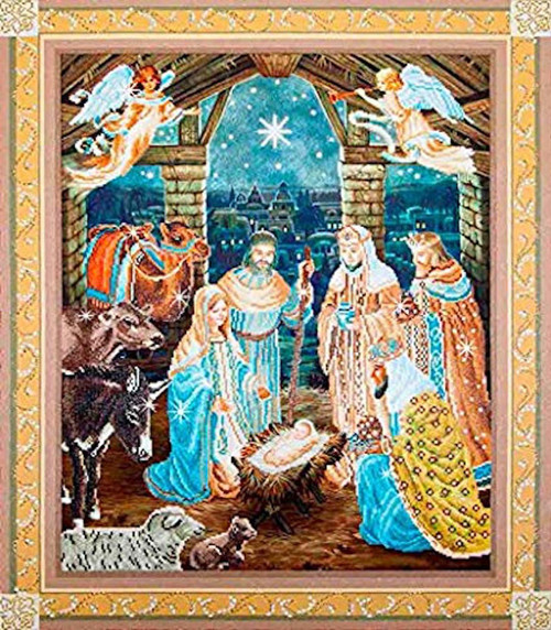Diamond Dotz Nativity Scene