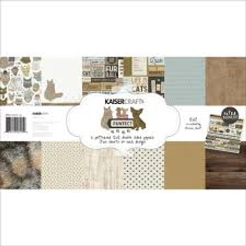Kaisercraft Pawfect Dog Paper Pack