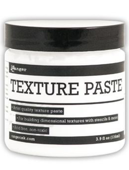 Ranger Texture Paste Opaque Matte, 4 oz.