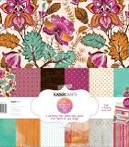 KaiserCraft Bombay Sunset Paper Collection