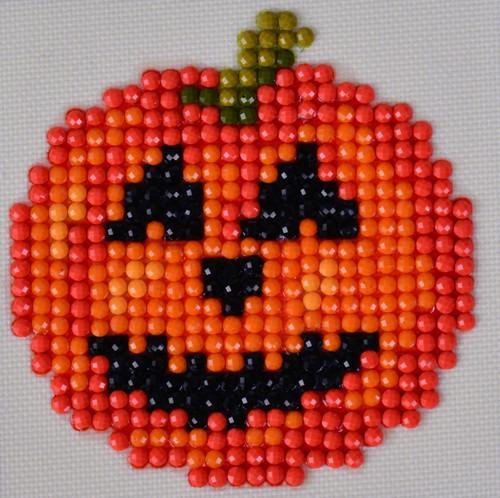 Diamond Dotz Happy Halloween Starter Kit