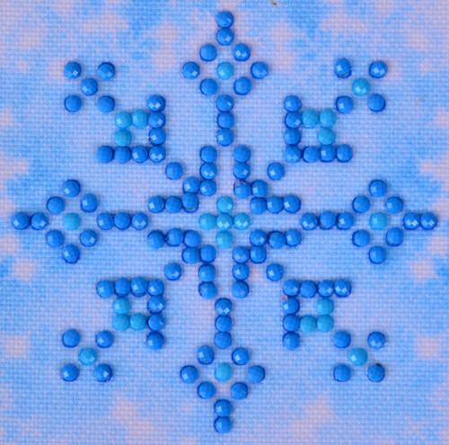 Diamond Dotz Snowflake Sparkle Starter Kit
