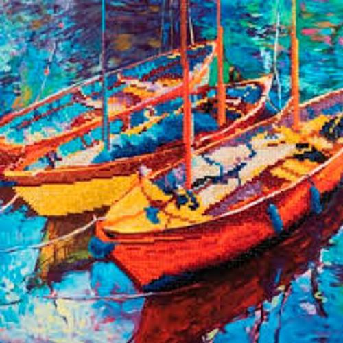 Diamond Dotz Dream Boats