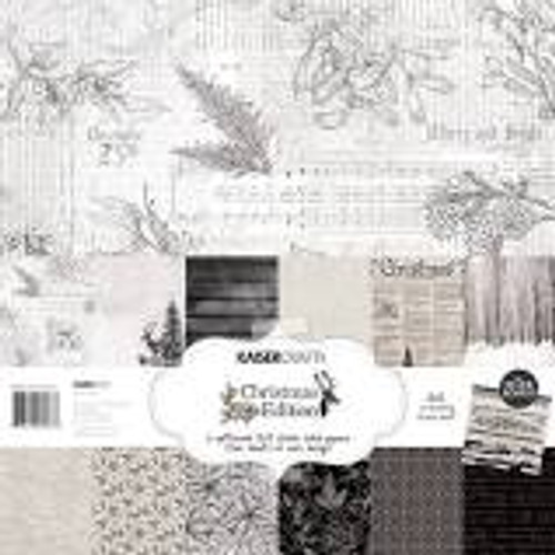 Kaisercraft Christmas Edition Paper Pack