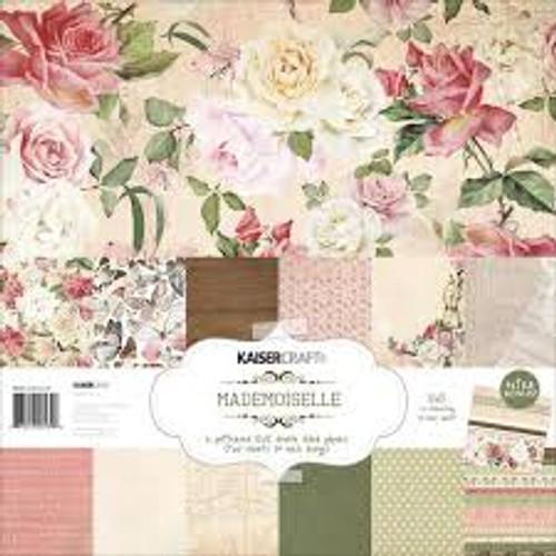 Kaisercraft Mademoiselle Paper Pack