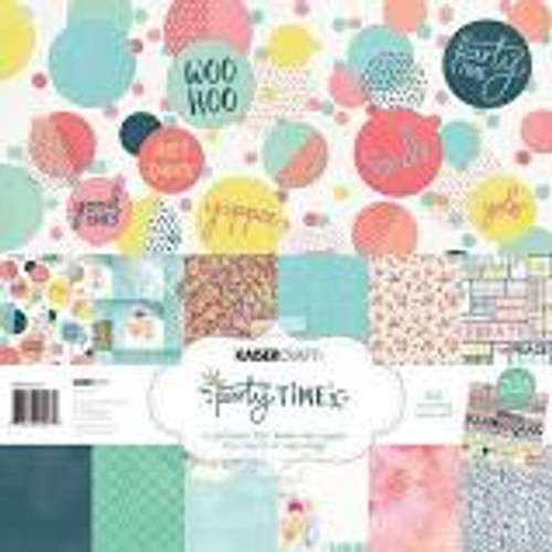 Kaisercraft Party Time Paper Pack
